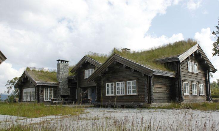 Et utvalg av våre 400 bygde hytter