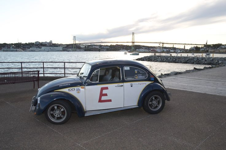 First electric car to make it from the Pacific to the Atlantic