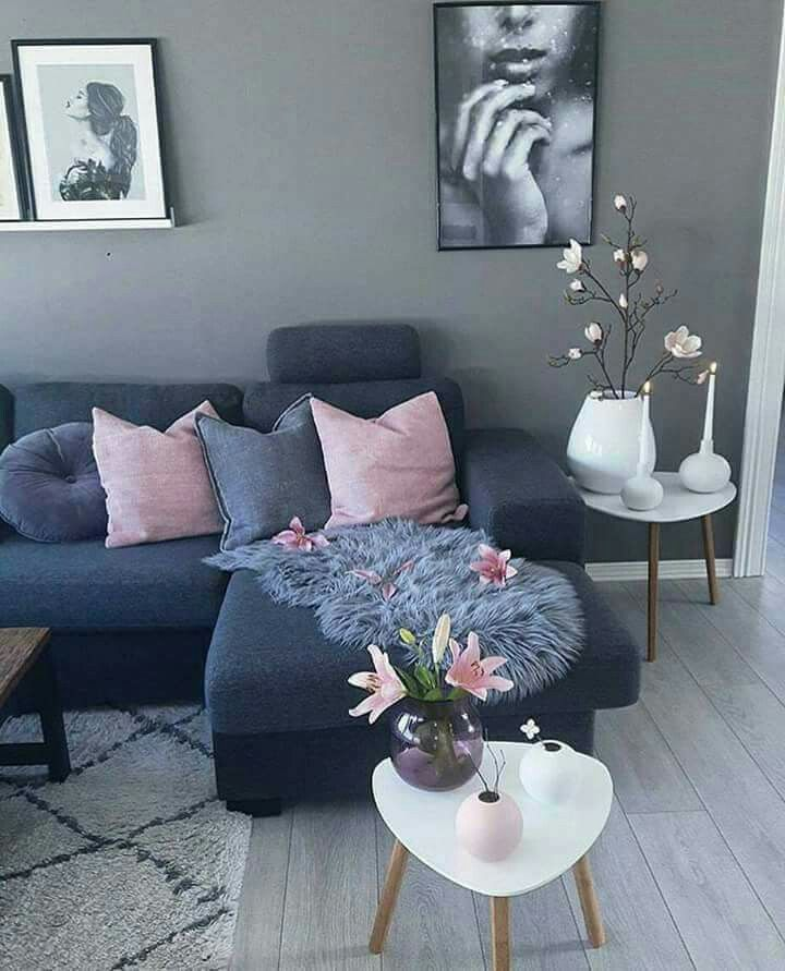 Pin de beatriz barros en sala pinterest decoraci n hogar colores para sala y hogar - Pinterest decoracion hogar ...