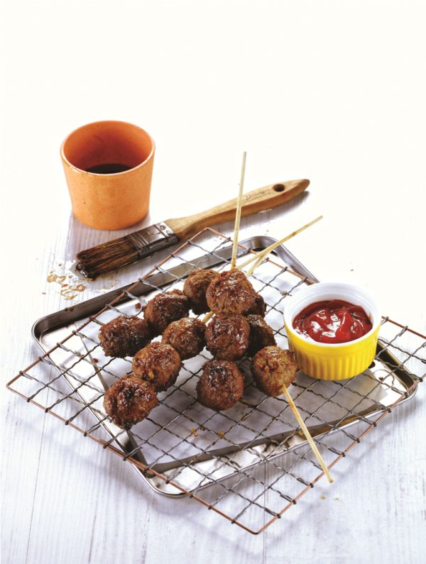 Bakso Saus Manis :: Meatballs with Sweet Sauce