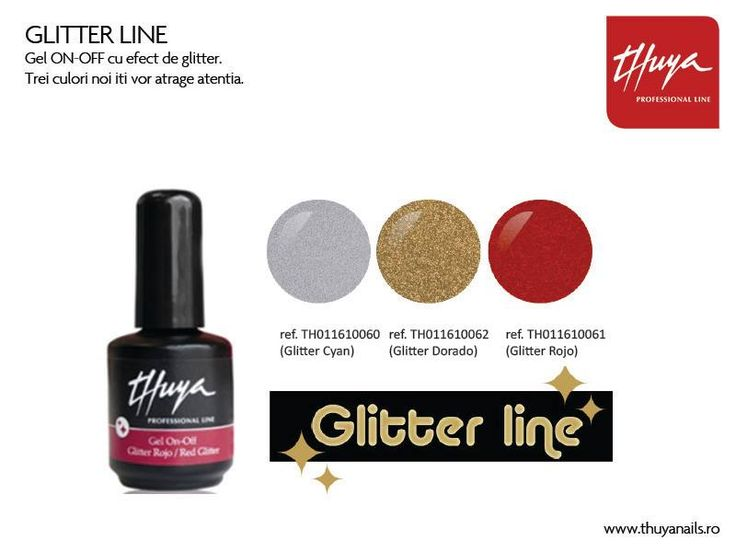 GLITTER LINE ON-OFF