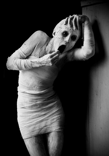 : Creepy, Costumes, Makeup, Dark Side, Dark Art, Macabre Photography, Darkart, Horror, Halloween