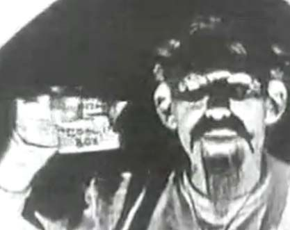 Ghoulardi.  A Cleveland, Ohio personality from the early 60's.  Late night movie host.