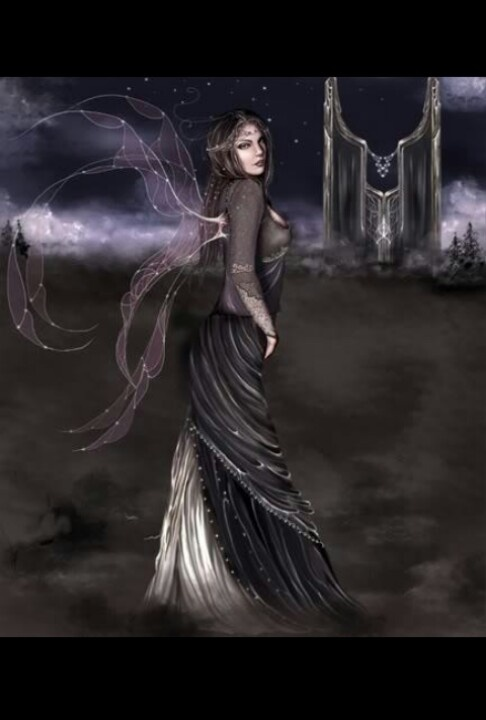 Evil Fairy | Character: Romana, One of the Shadow | Pinterest