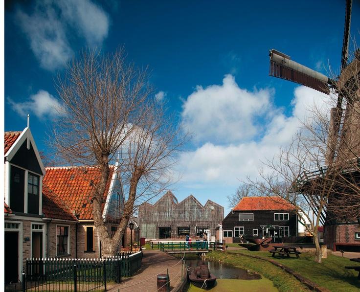 Maritime Museum Texel   by Mecanoo