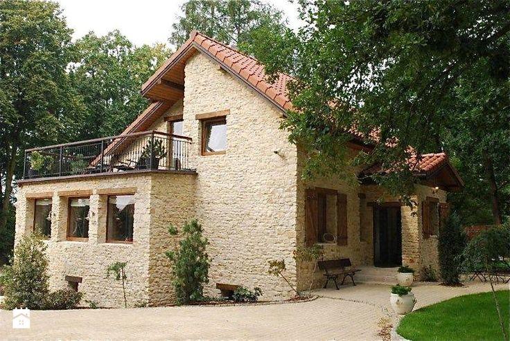 Dom Żabiczki - zdjęcie od Pracownia Projektowa Jinako - Domy - Styl Tradycyjny - Pracownia Projektowa Jinako