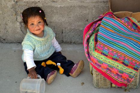 Näras andliga resa i Peru
