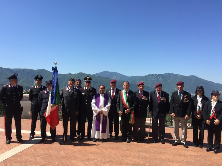 29.05.2017 I pochissimi veterani  rimasti della seconda guerra mondiale insieme alla ricorrenza dell'affondamento dell'Arandora Star dove morirono tanti italiani di cui molti Piciniscani...
