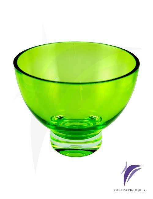 Mezclador Acrílico Verde: Mezclador elaborado en acrílico para diferentes usos.