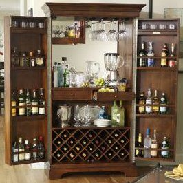 You'll love the Sonoma Bar Cabinet at Wayfair - Great Deals on all Furniture products with Free Shipping on most stuff, even the big stuff.