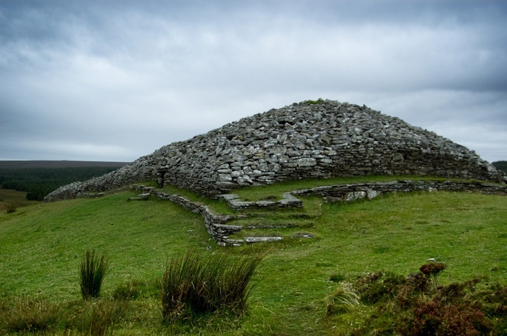 The Grey Cairns Of Camster