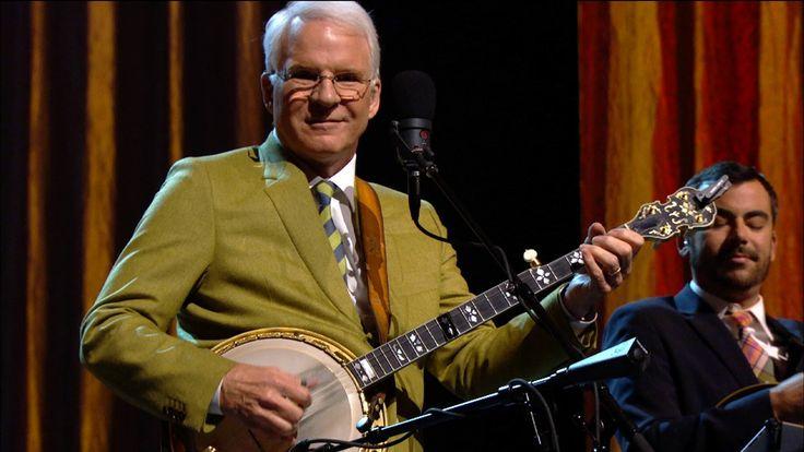 "Steve Martin ""The Crow"" From Grammy-winning Album | Great Performances |..."