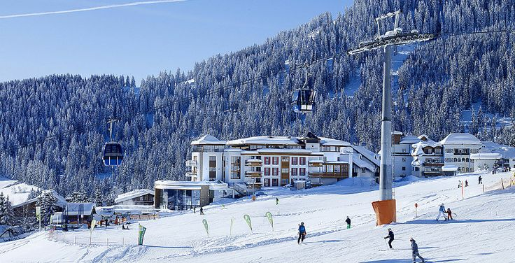 Gotta love skiing in Serfaus-Fiss-Ladis