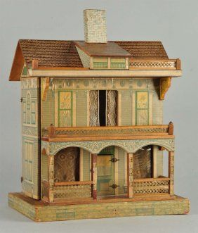 1926 best Antique Dollhouse images on Pinterest Doll houses