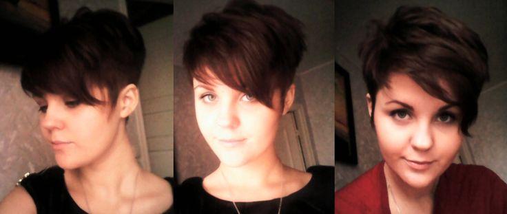 angelina-ventories-short-hair: #short hair - go shorter