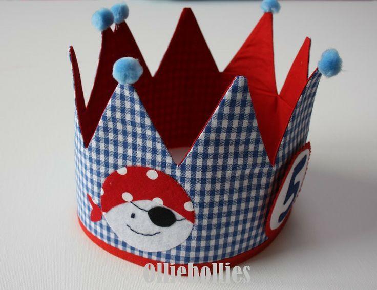 Crown Felt / Vilt Kroon