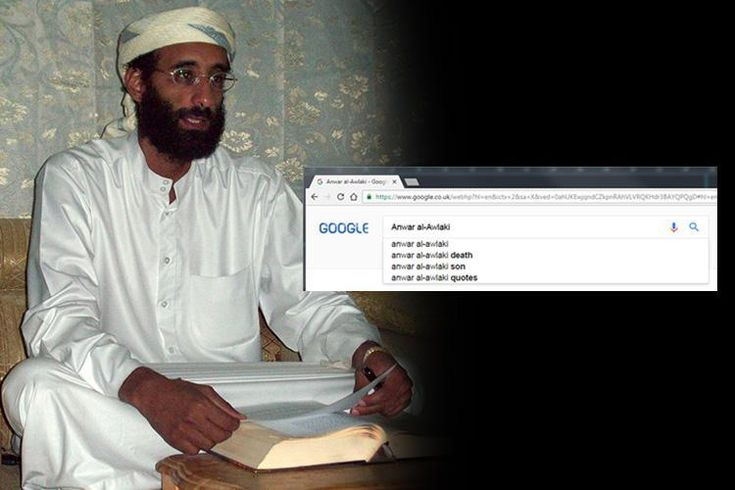 "#GOOGLE #autocomplete ""suggests #jihadi material""..."