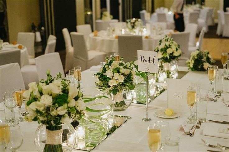 Wedding - Beautiful Flowers - Royce Hotel Melbourne Wedding Venue - Royce Grand Ballroom