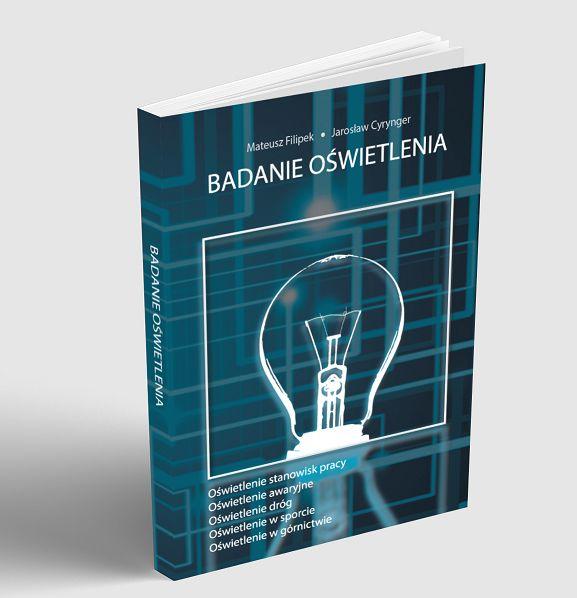 Badanie oświetlenia - nowa książka