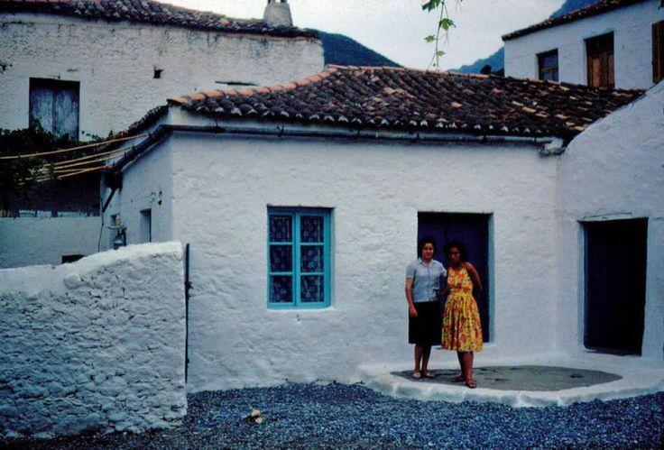 το σπίτι του Παναγιώτη Κολομβοτού - Πανώτση