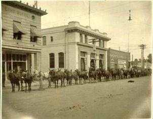 20-Mule Team 1916 Eye St Circa 1905