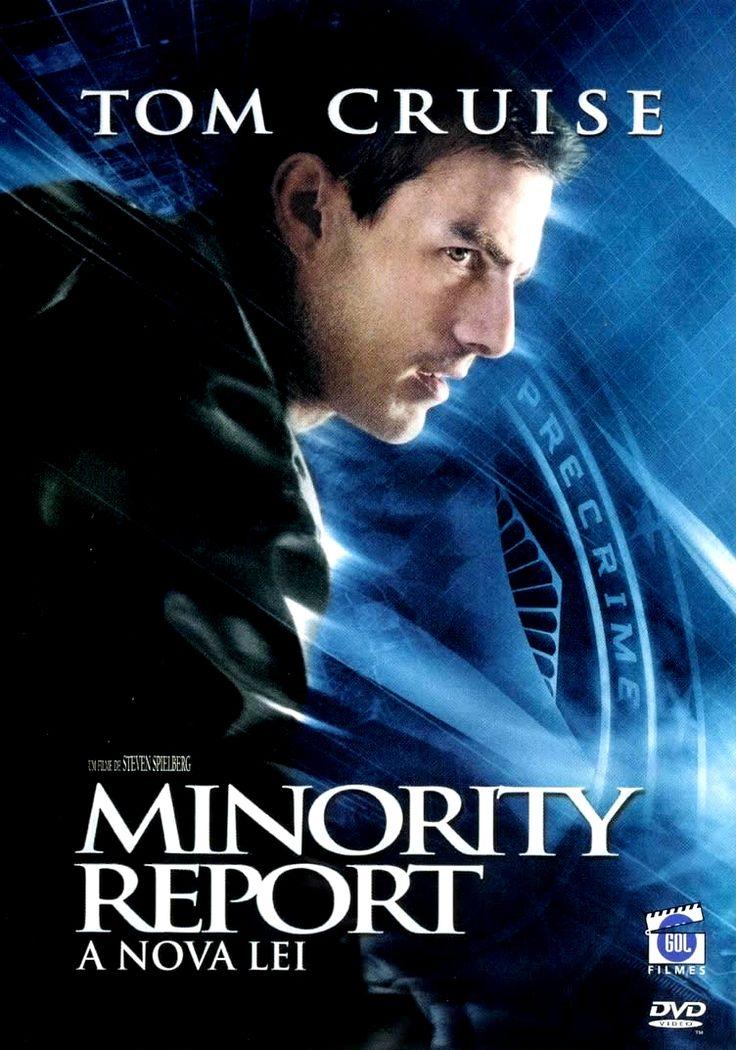 Minority Report - A Nova Lei (2002)