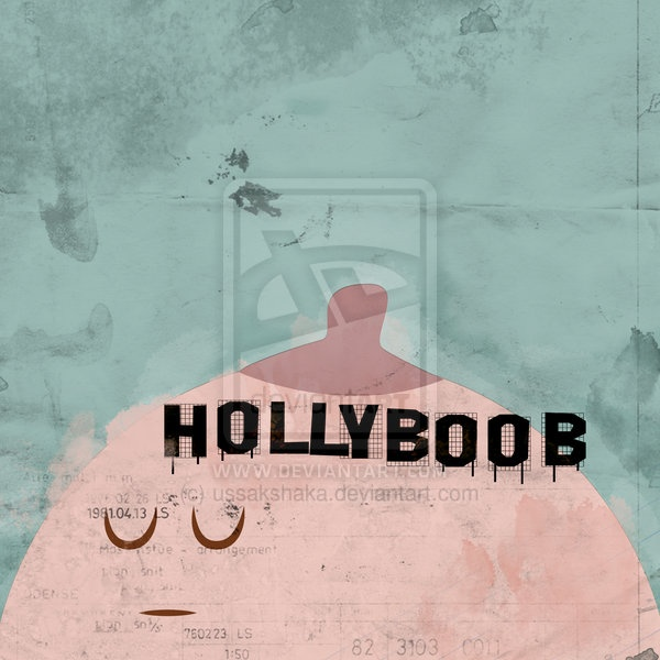 Hollyboob