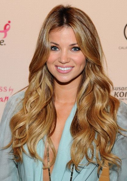 Actress Amber Lancaster attends the GUESS By Marciano And C Magazine T-Shirt Launch Party In Support Of Susan G. Komen For The Cure at Guess by Marciano on September 27, 2011 in Beverly Hills, California.