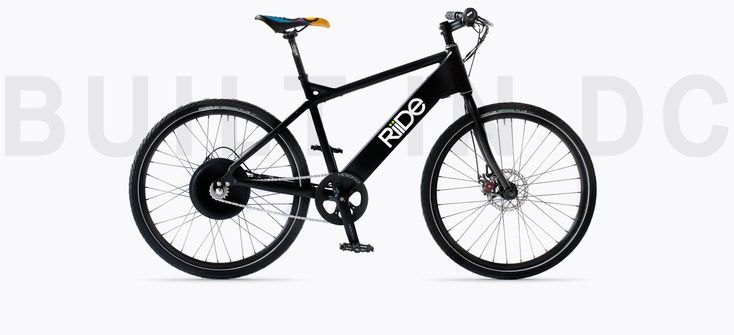 Riide Electric Bikes | Ebikes for urban commuters