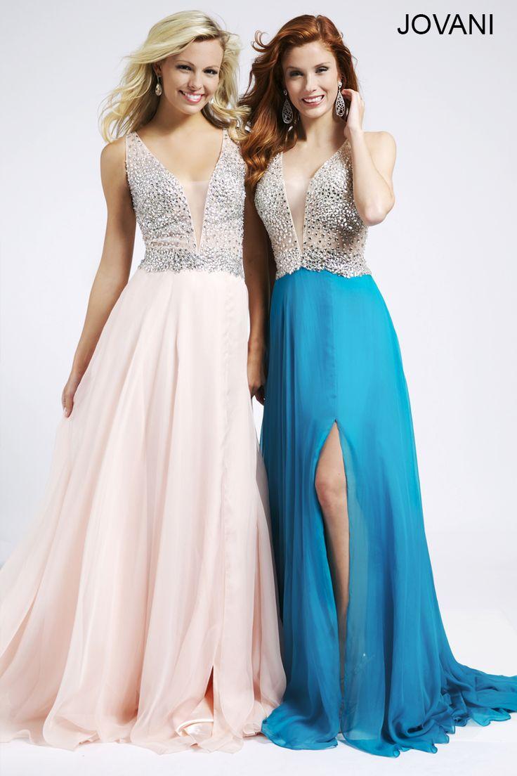 Dolce bleu prom dresses - Prom dress style