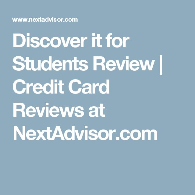 credit card and student loan consolidation