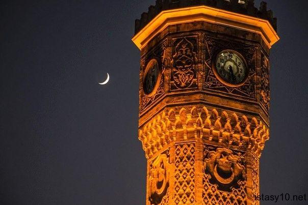 Saat kulesi – İzmir