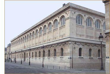 Библиотека Святой Женевьевы, Париж - www.Arhitekto.ru