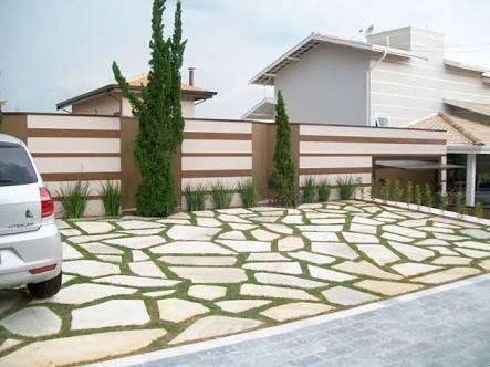 Resultado de imagem para tipo de muro fachada residencial