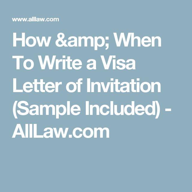 The 25+ best Sample of invitation letter ideas on Pinterest DIY - sample invitation letter