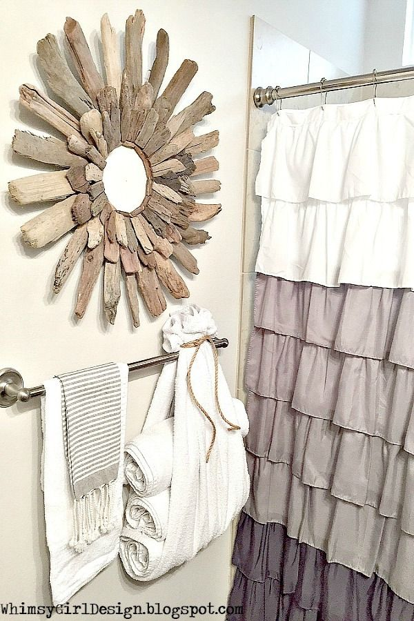 5 brilliant ways to move beyond the towel rack creative towels and bar. Black Bedroom Furniture Sets. Home Design Ideas