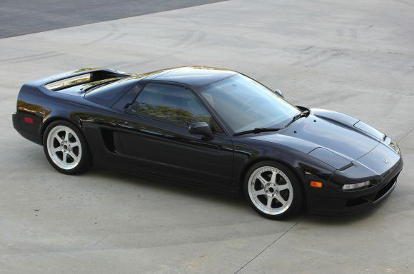 1991 Acura NSX Like the wolf's