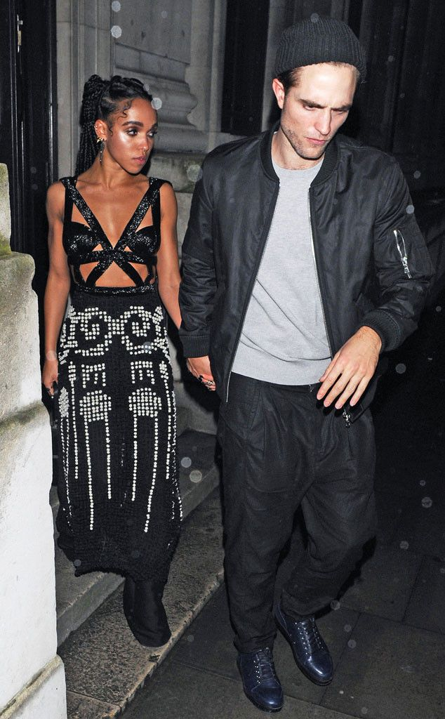Robert Pattinson Is Doing Everything He Can to Make Fiancée FKA Twigs ''Comfortable'' as Wedding Planning Gets Underway  Robert Pattinson, FKA twigs