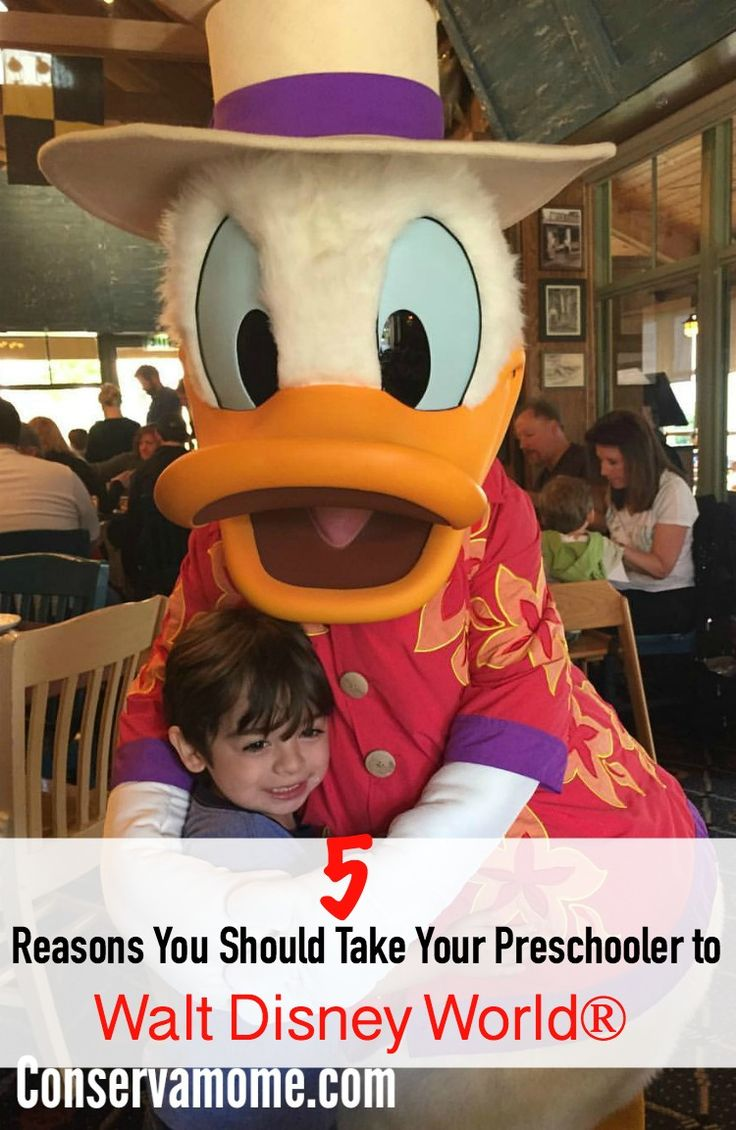 Walt Disney World is a magical place, but what is the right age to take your little one? Find out 5 Reasons You Should Take Your Preschooler to Walt Disney World ! #disneyvaction #ad #waltdisneyworld #waltdisneyworldresorts