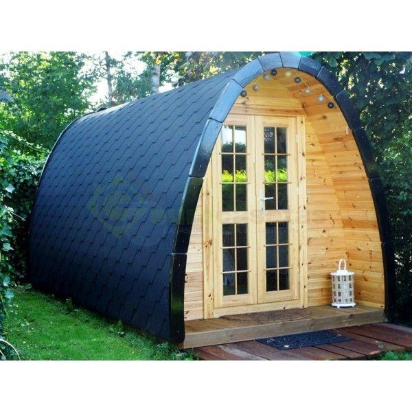 M s de 1000 ideas sobre casetas de jardin en pinterest - Casetas para el jardin ...
