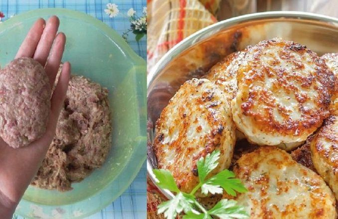 Jemné mäsové karbonátky s horčicou - Receptik.sk