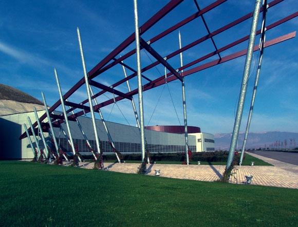 Top 5 Design Wineries in La Rioja, #Spain: Bodega Viña Real