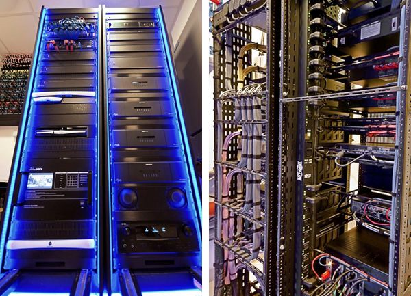 17 best images about server racks on pinterest home for Total home control