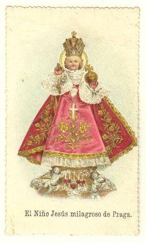 The Infant of Prague