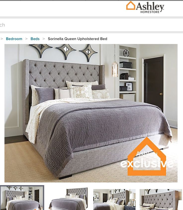 Pin by Joyce Dersham on Home ideas Upholstered beds