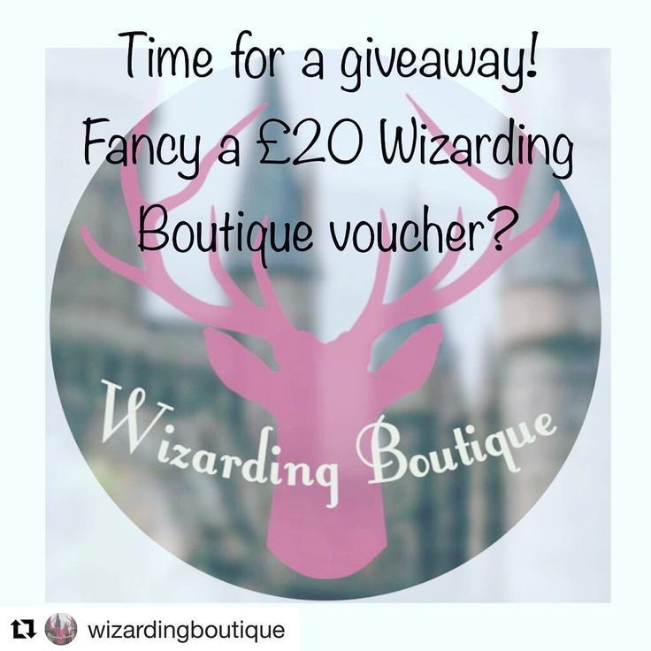 Only a few hours left to enter! ............  Time for a giveaway I think up for grabs is a 20 voucher to use on Wizardingboutique.com all you need to do is head over and subscribe for offers and updates (bottom of homepage). For an extra entry like my Facebook page too :-) Winner will be randomly selected on Monday at 9pm :-) #harrypotter #giveaway #voucher #sale #potterhead #collector #primark #woodburning #personalisedgifts