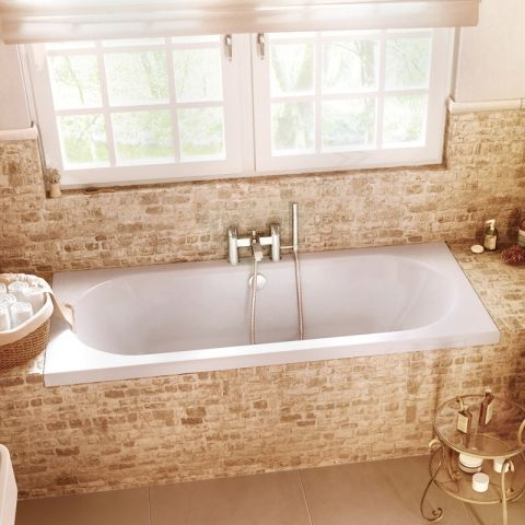 Verde bath | Bathroom City http://www.bathroomcity.co.uk/product/verde-bath