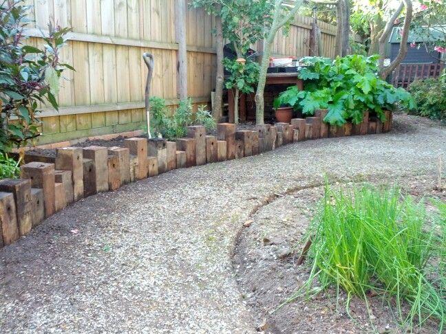 Garden edge