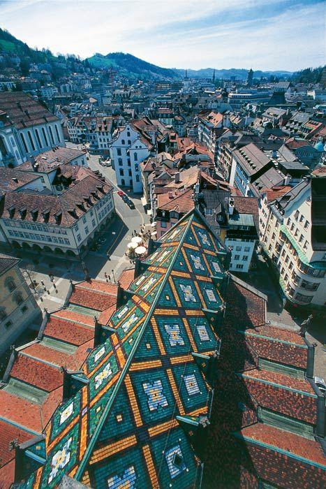 San Gallen, Switzerland