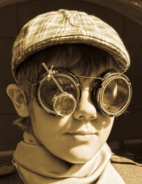 Steampunk boys | Steampunk Boy | Flickr - Photo Sharing!
